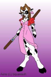 Aeris Cow